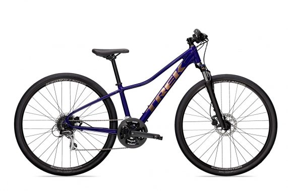 Trek Dual Sport 2 Women 2021 Purple