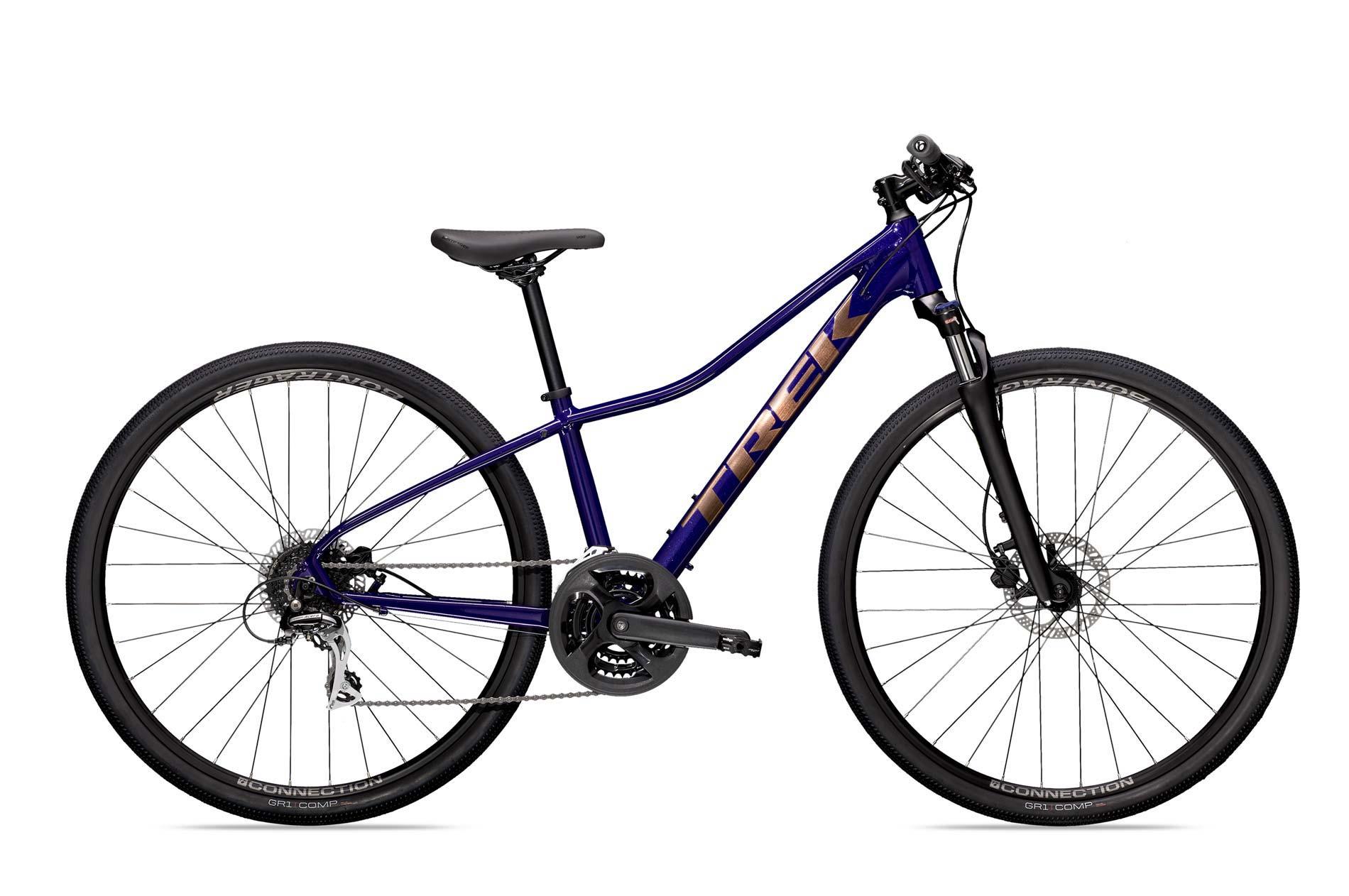 Trek Dual Sport 2 Women 2021 Purple