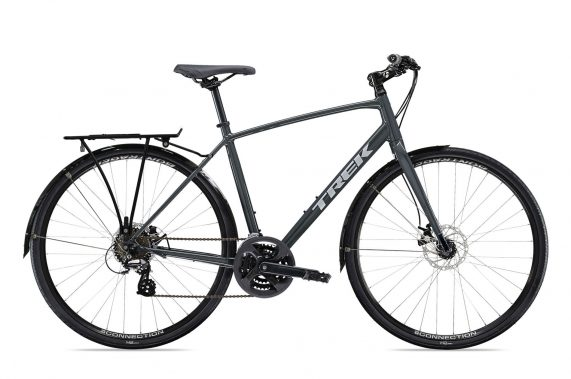 Xe đạp thể thao thành phố Trek FX 1 Disc fitness bike