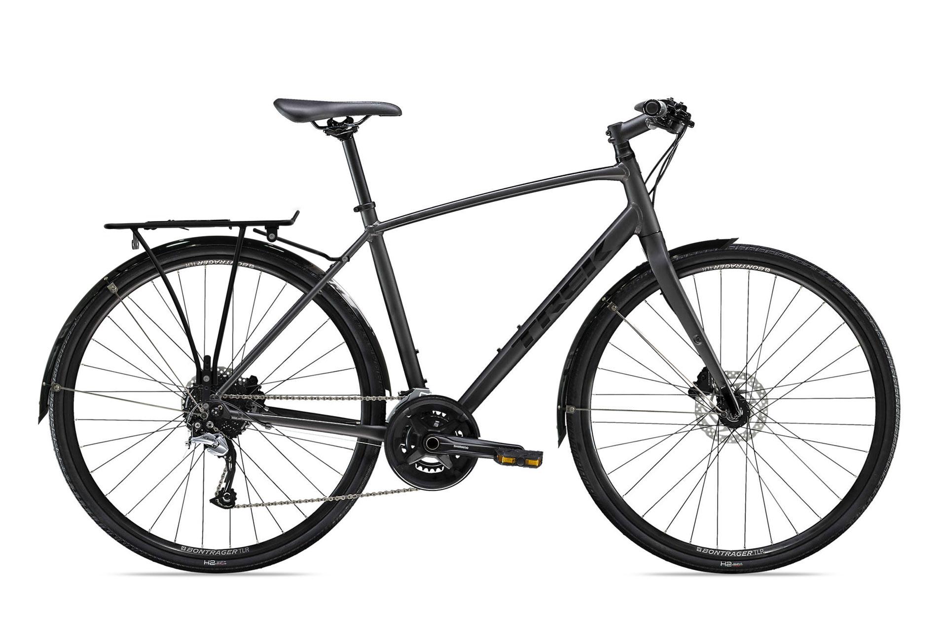 xe dap thanh pho Trek FX 3 Disc fitness bike