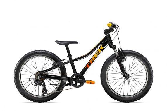xe đạp trẻ em Trek Precaliber kid bikes - đen - 20 inch 7 tốc độ