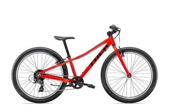 """Xe đạp trẻ em Trek Precaliber kid bikes 24""""8 tốc độ - Đỏ"""