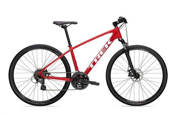 Trek Dual Sport 1 2021 Red