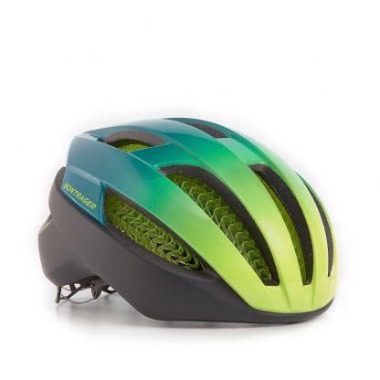 nón bảo hiểm xe đạp cao cấp Bontrager Specter WaveCel Green Yellow