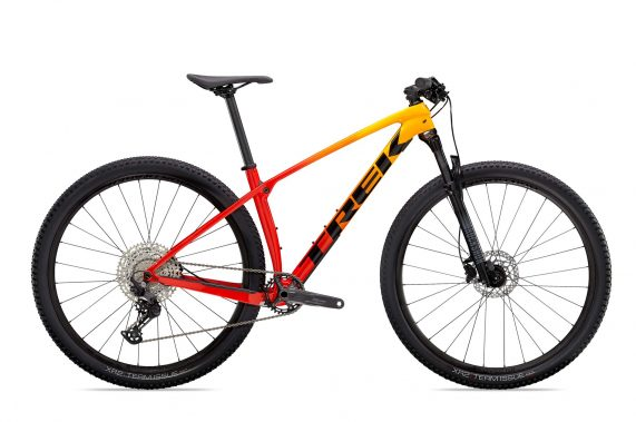 Trek Procaliber 9.5 2021 Red/Gold