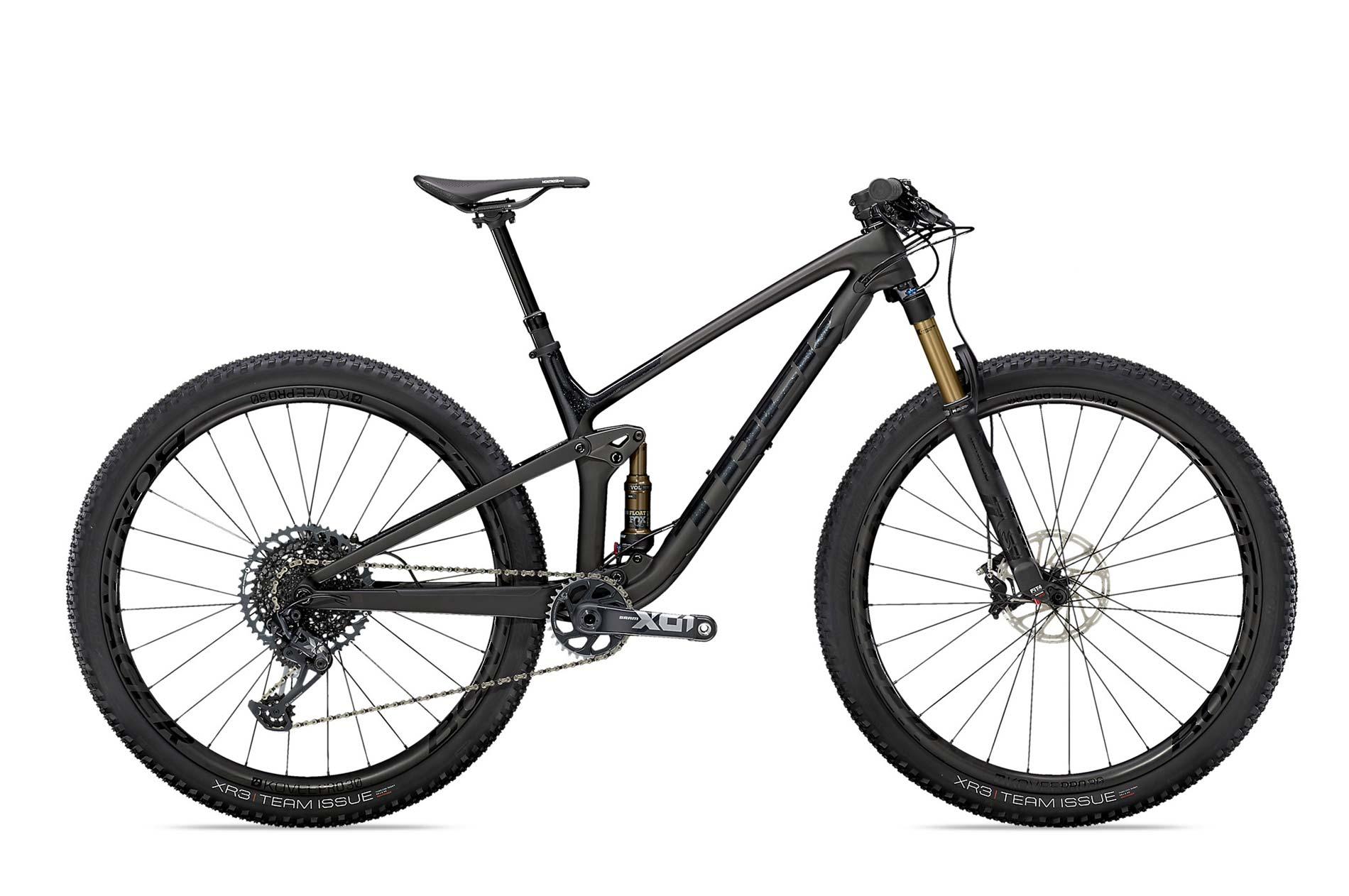 Trek Top Fuel 9.9 X01 - MY21