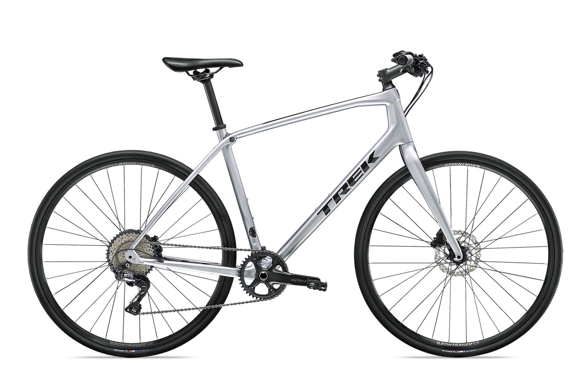 Xe đạp thể thao thành phố Trek FX Sport 4 Carbon fitness bike