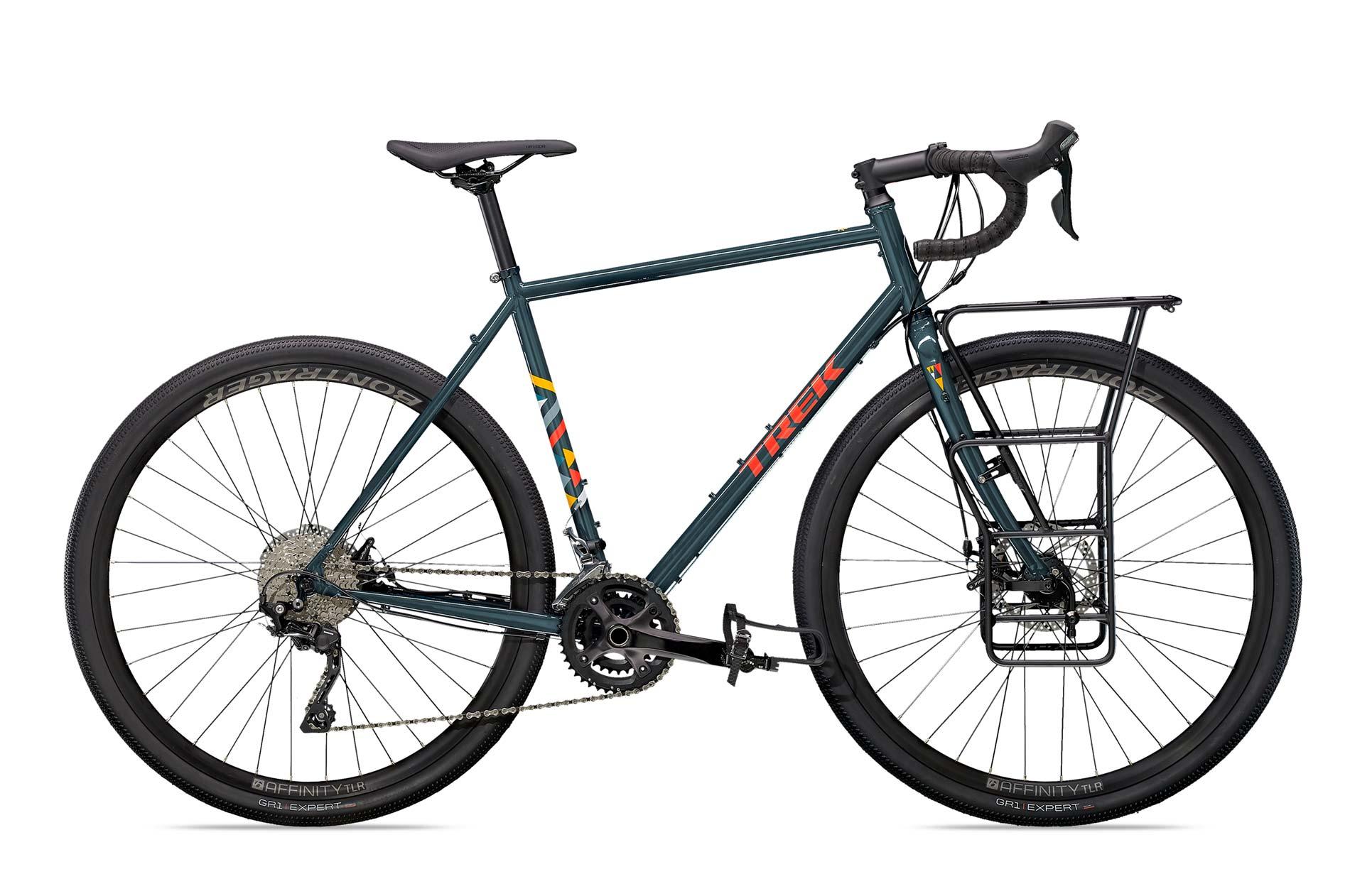 Xe đạp touring bikepacking Trek 520 Grando