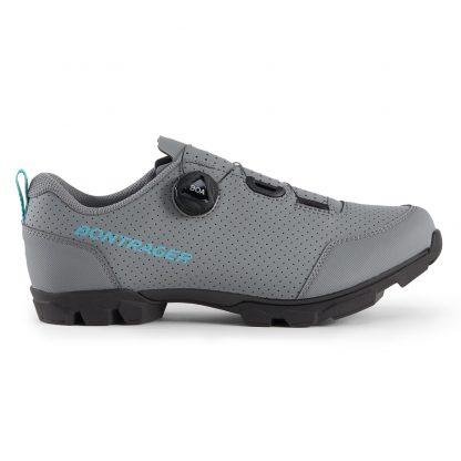 Giày cá xe đạp Bontrager Evoke MTB Cycling Shoe - Grey